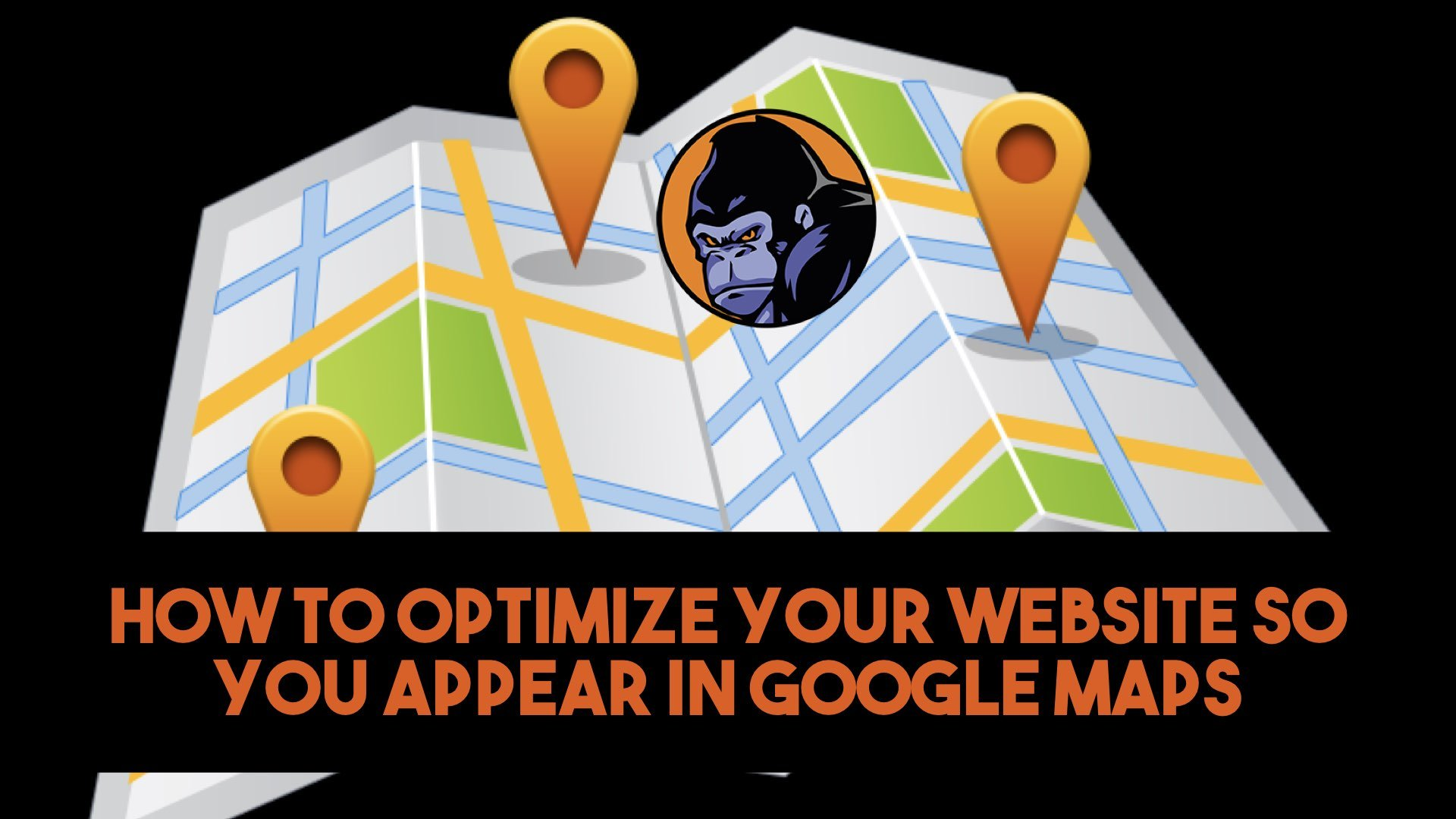 Local seo google maps silverback web design marketing - BOOK NOW