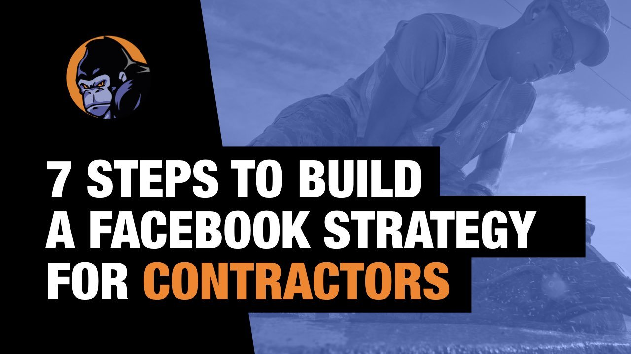Social Media Facebook Contractors Construction