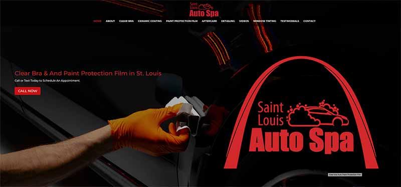 St. Louis Auto Spa Ceramic Coating
