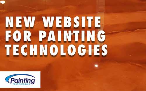Painting Technologies – Web Design, SEO